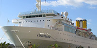 Mediterranean cruise with the Costa Marina